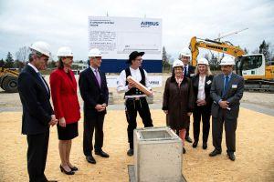 Airbus Group baut Technologie-Forschung in Ottobrunn aus