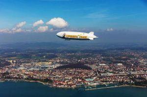 Zeppelin NT mit mehr Leistung für Passagierflug zugelassen