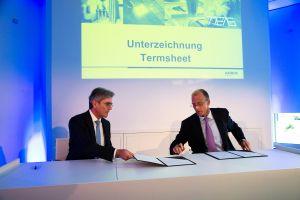 Airbus und Siemens für elektrischen Flugantrieb