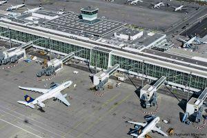 Satellitengebäude neues Kapitel am Flughafen München