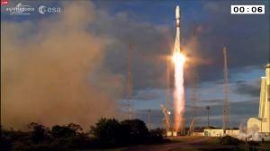 Radarspezialist Sentinel-1B in Umlaufbahn angekommen