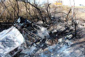 Bölkow 207 stürzte nach Start in EDPI ab