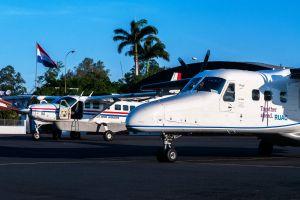 Dornier 228 nach Südamerika-Tour wieder zuhause