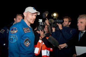 Alexander Gerst wird in zweiter Mission ISS-Kommandant