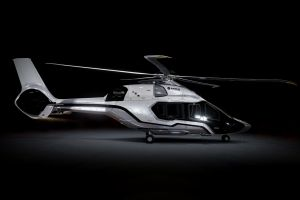 Virtueller Blick in die neue H160 VIP-Kabine