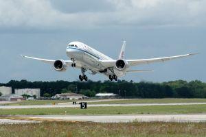 Boeing 787-9 erstmals bei chinesischer Airline im Dienst