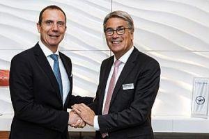Lufthansa kooperiert mit DC Aviation für Geschäftsfliegerei