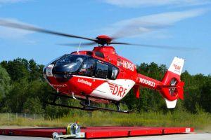 Rettungshubschrauber Angermünde: Schon 1.000 Einsätze