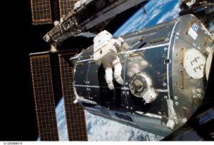 Bartolomeo: Neue Nutzlast-Plattform für ISS-Labor Columbus