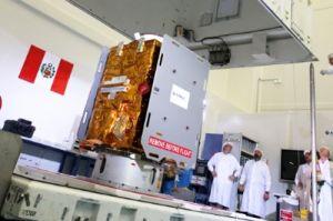 Erster optischer Erdbeobachtungssatellit für Peru
