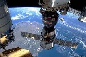 Landung von Astronaut Tim Peake