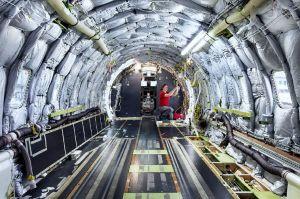 Heavy-Maintenance-Check für russische Challenger 850