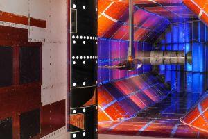 Aeroelastik im Kryokanal: damit Flügel noch besser werden