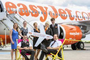 easyJet fliegt ab Berlin-Schönefeld nach Sizilien