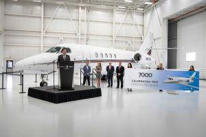 7.000. Citation weltweit: Cessna liefert Latitude an NetJets