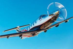 Pilatus hat 1.400. Flugzeug des PC-12 ausgeliefert