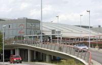 Bauarbeiten Flughafen Hamburg - Sperrung Krohnstiegtunnel