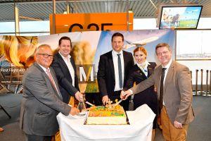 München – Windhoek als Condor-Dirketverbindung gestartet