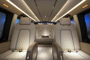 H175 VIP für die Yacht zum ersten Kunden