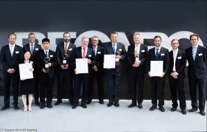 Recaro vergiebt vier Supplier Awards