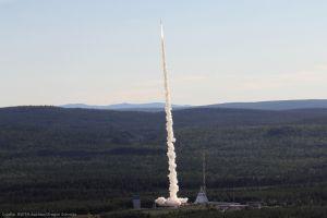 Hitzeentwicklung bei Hyperschall: Testrakete gestartet