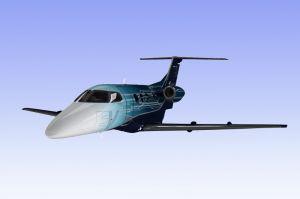 Phenom 100 EV von Embraer Executive Jets