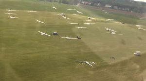 Handwechsel am Steuer: Segelflugzeug stürzte ab