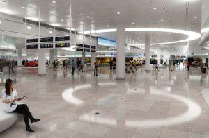 Optimierung des Terminal 2 am Flughafen München