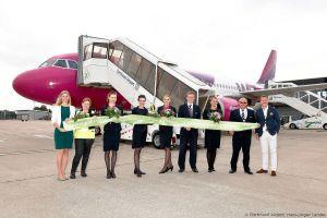 Wizz Air läutet Verbindung Dortmund – Niš ein