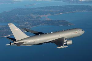 Boeing kann erste Tankflugzeuge KC-46A bauen