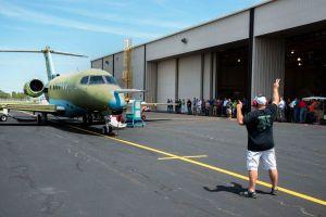 Triebwerke bereit für Erstflug der Citation Longitude