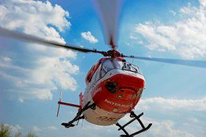 Der Hitze vorbeugen: Damit der Rettungsflieger nicht starten muss
