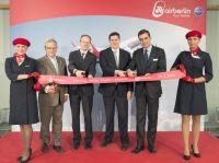 Berlin – Madrid nonstop: airberlin feiert Take-off mit Flamenco