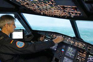 LNAS: Piloten landen leiser ohne Bremsklappen im Simulator