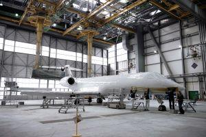 Blick unter den Lack: Wartung für Gulfstream