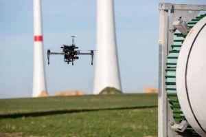 Lufthansa Aerial Services mit Spezialisten für Drohnen