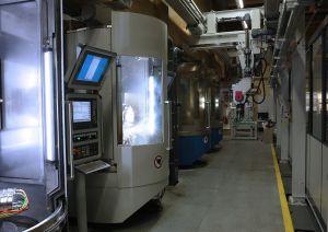 PECM: MTU gelingt genaue Bearbeitung von Nickel-Schaufeln