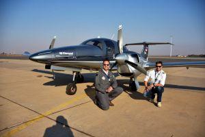 Diamond DA42 und DA62 fliegen nach Südafrika