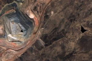 PerúSAT-1 liefert erstes Bild aus dem All