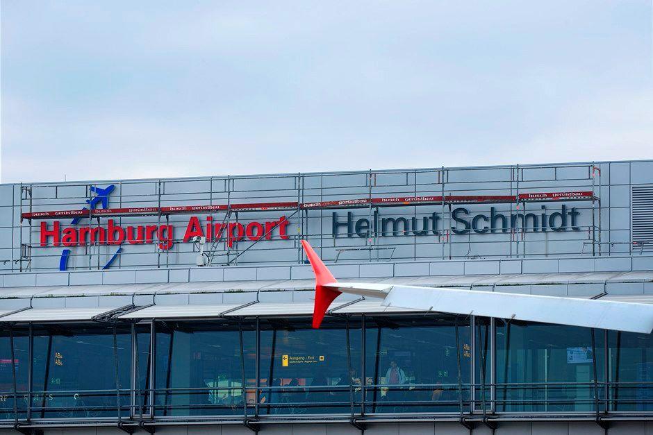 Helmut Schmidt Flughafen