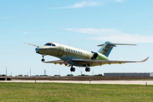Cessna fliegt erstmals die Citation Longitude