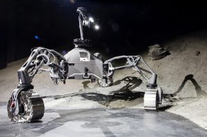 Marsroboter lernen Teamgeist in der Wüste
