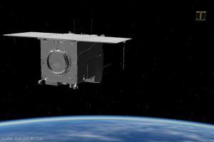 Autonomer Satellitenfänger macht sich bereit