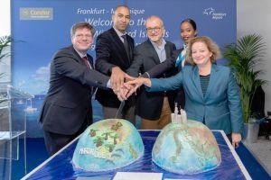 Condor nimmt Ziel Martinique ab Frankfurt auf