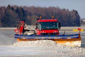 Schnee in Hamburg: Der Flughafen ist bereit