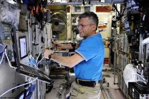 Telepräsenzexperiment: Bremse Weltraum für den Menschen