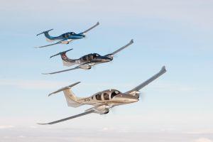 Diamond liefert Flugzeuge mit Jeppesen Navigationsdaten aus