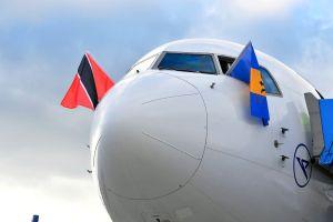 Condor hat München – Tobago – Barbados gestartet