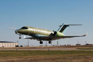Citation Longitude: Zweites Flugzeug beim Erstflug