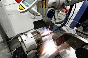 Laserschweißen für Flugzeugteile in Australien
